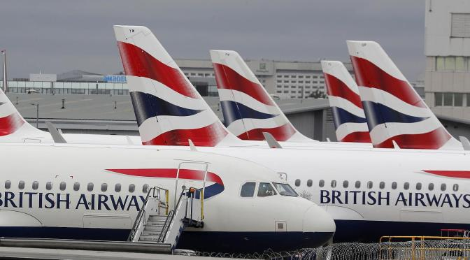 British Airways pide que las personas vacunadas viajen sin restricciones