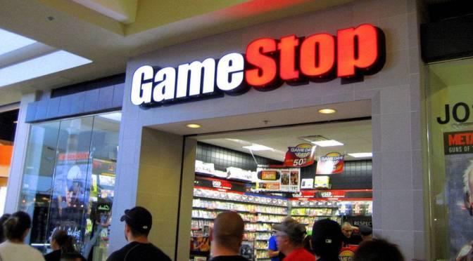 GameStop cae mientras Reddit considera la venta de acciones