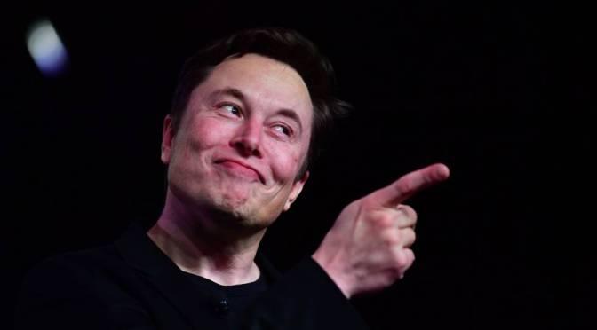 """Tesla nombra a Musk como """"Technoking"""""""