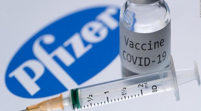 Vacuna Pfizer / BioNTech COVID-19 neutraliza la variante de Brasil en un estudio de laboratorio