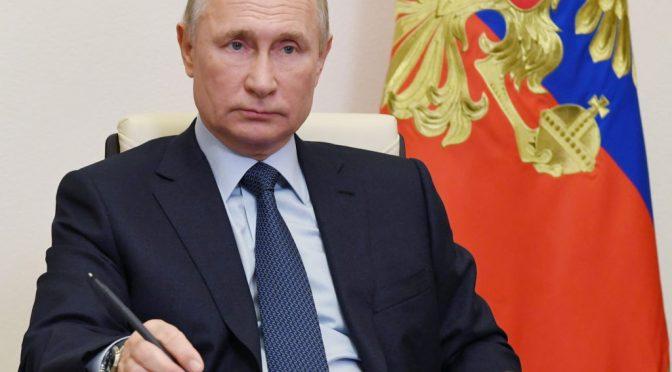 Putin probablemente dirigió la intromisión en las elecciones estadounidenses de 2020