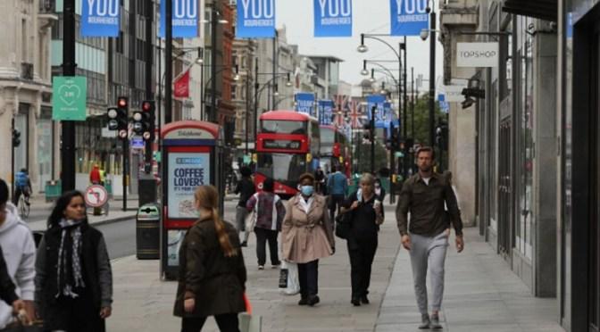 Tasa de desempleo del Reino Unido cae a medida que los trabajadores abandonan la fuerza laboral