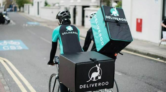 Deliveroo pone a prueba las credenciales tecnológicas de Londres