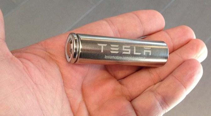 LG espera fabricar nuevas celdas de batería para Tesla en 2023