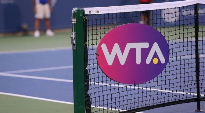 WTA ajustará el sistema de clasificación revisado antes de volver a la normalidad
