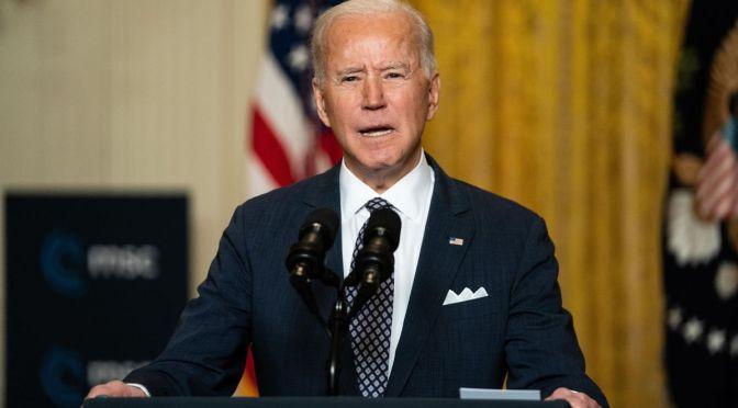 No tengo porque disculparme por los cambios en la política fronteriza: Biden