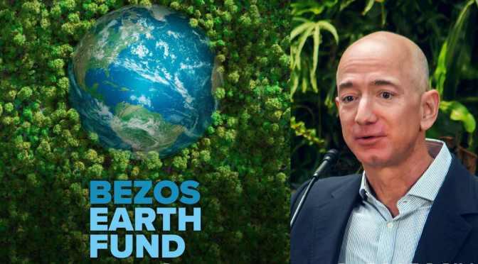 Jeff Bezos nombra a Andrew Steer como director de Bezos Earth Fund