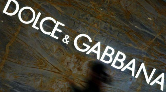 Dolce&Gabbana demanda a dos blogueros de Estados Unidos por difamación