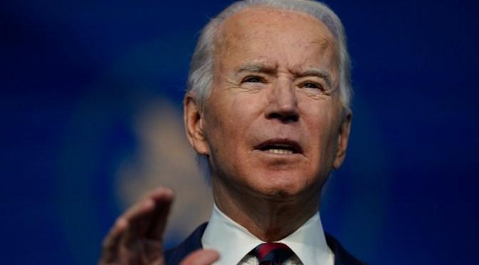 Biden se reunirá virtualmente el viernes con líderes de Japón, India y Australia