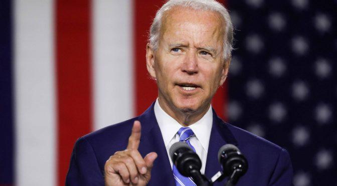 Biden promete acceso a vacunas al 90% de los adultos en Estados Unidos para el 19 abril