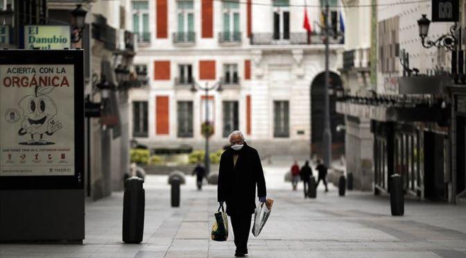 España aprueba paquete de ayuda de 11,000 millones de euros para empresas afectadas por la pandemia