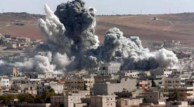 Estados Unidos confirma un muerto y dos heridos en el bombardeo que lanzó en Siria