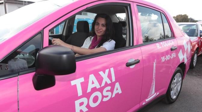 Más mujeres al volante contra la violencia de género en taxis