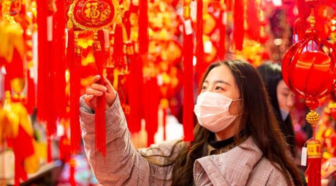 Financiamiento social pendiente de China se incrementó 12.3% en marzo