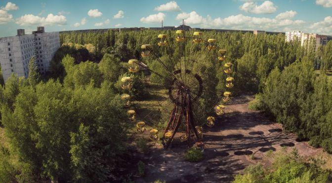 Ucrania abre depósito de desechos radioactivos en Chernóbil