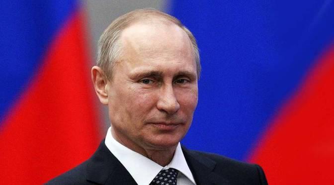Putin dice que Rusia puede investigar el cambio tributario después de 2021