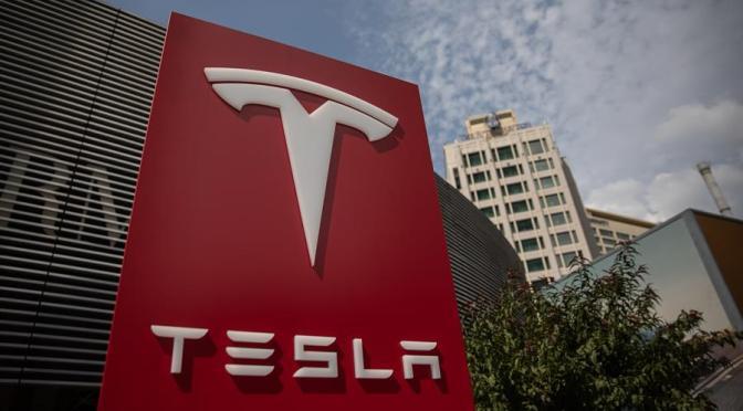 Tesla levanta Wall Street