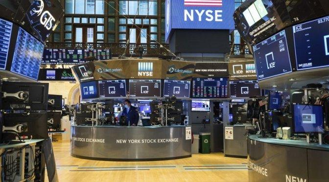 Wall Street abre a la alza debido a las ganancias de los grandes bancos