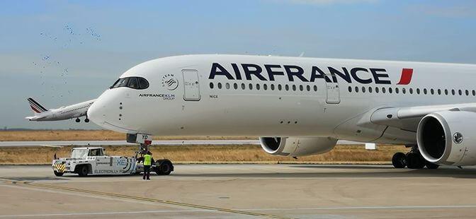 Air France espera una nueva recapitalización en 2021