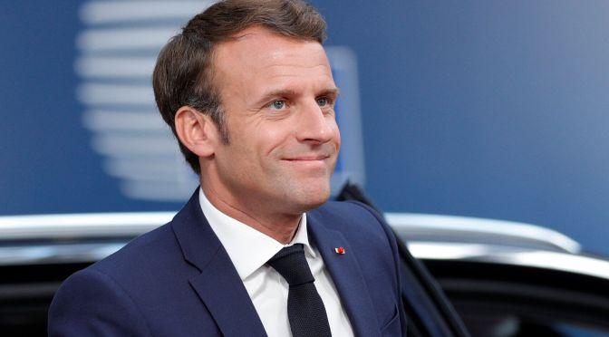Estados Unidos ganó la apuesta en cuanto a vacunas: Macron
