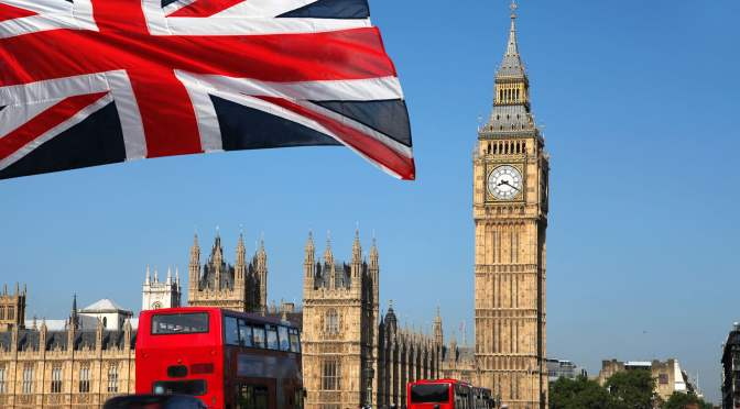 FMI aumenta su pronóstico de crecimiento para la economía del Reino Unido después del colapso de 2020