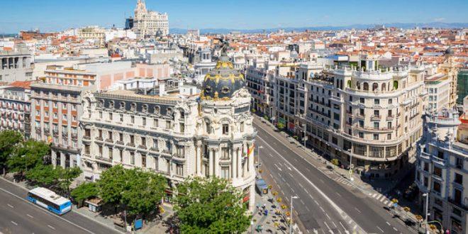 Turismo extranjero a España cae un 93.6% en febrero debido a las restricciones del COVID