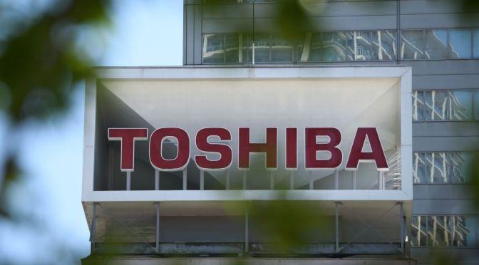 Detalla accionista que Toshiba debe buscar otras opciones