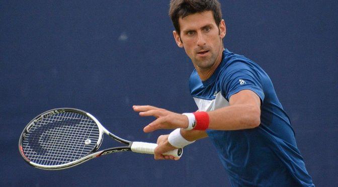 Djokovic se retira del Abierto de Madrid