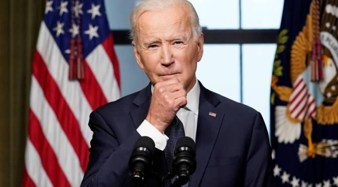 Biden buscará 80,000 mdd adicionales para financiar recaudación de impuestos en EU