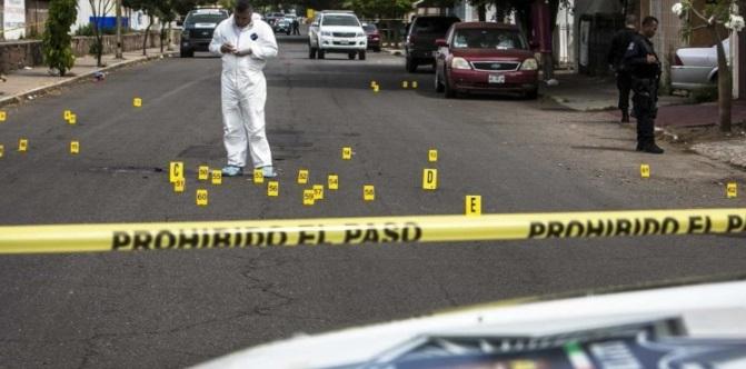 Homicidios en México cayeron 4.6% en el primer trimestre de 2021