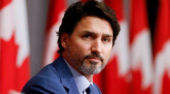 Primer ministro de Canadá amplía restricciones de viaje
