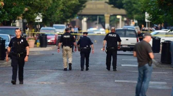 Al menos ocho muertos en el tiroteo en un almacén postal de Estados Unidos