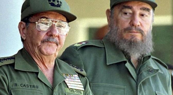 Se acerca el final de la era Castro en Cuba, Raúl está entregando la dirección del Partido Comunista
