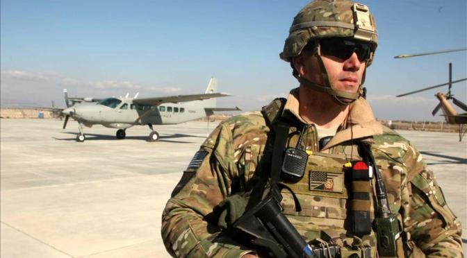 Biden parece dispuesto a mantener tropas en Afganistán