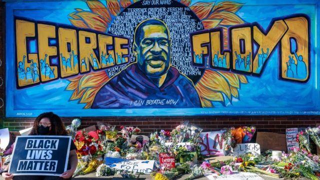 Familiares de George Floyd se reunirán con presidente Biden en el aniversario de su muerte
