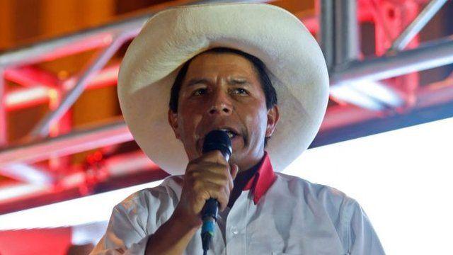 Castillo toma ventaja de más de diez puntos a Fujimori en elecciones de Perú: Sondeo