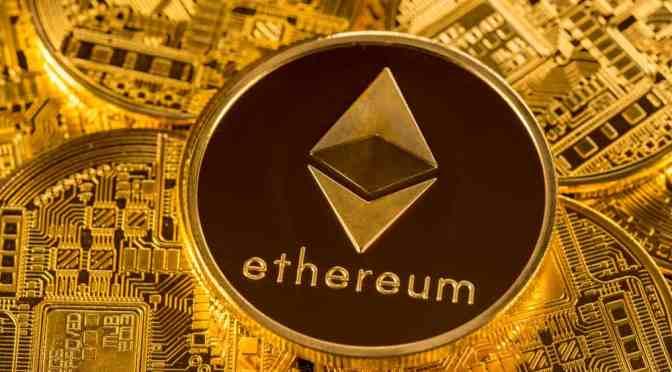 Ethereum extiende ganancias para aumentar 8%