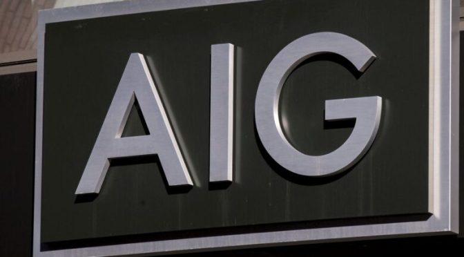 AIG se enfocará sus negocios relacionados con la jubilación