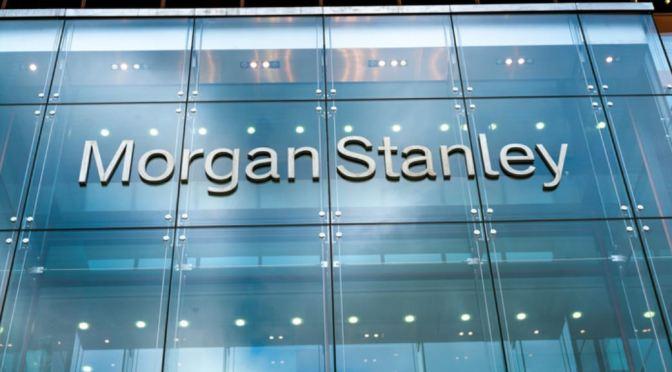 Morgan Stanley realiza varios cambios en su estructura