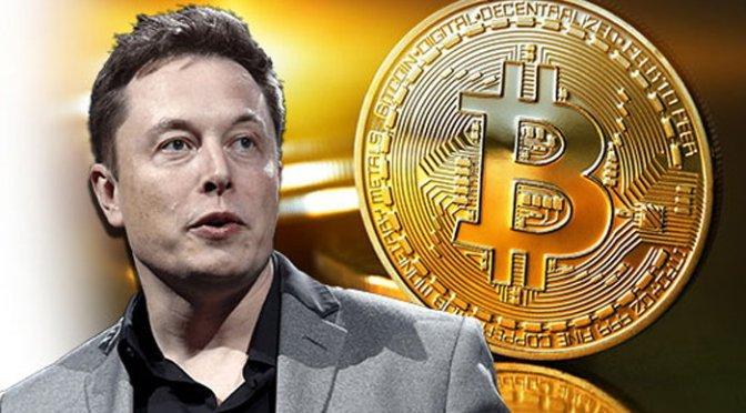 Elon Musk muestra rechazo hacia el bitcoin