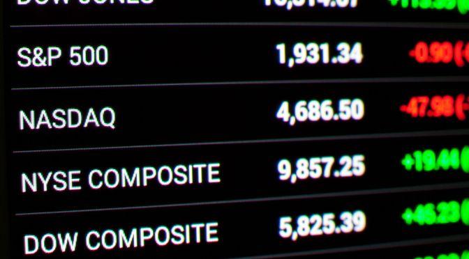 S&P 500 y Nasdaq se recupera mientras los datos de empleos alivian las preocupaciones de la Fed