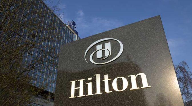 Resultados trimestrales de Hilton se ubican por debajo de las estimaciones