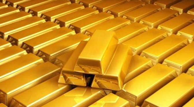 Precios del oro extiende sus ganacias