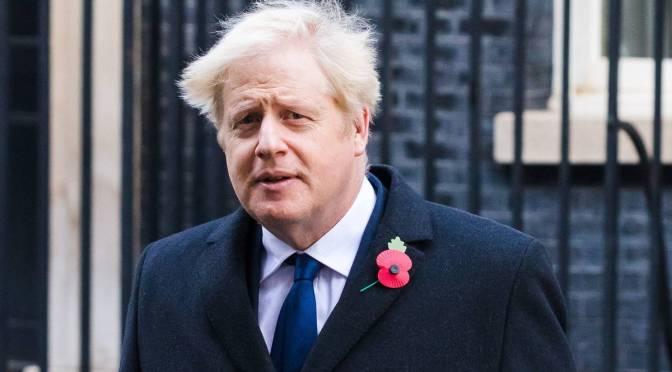 Migración y recuperación de la pandemia, las prioridades de Boris Johnson