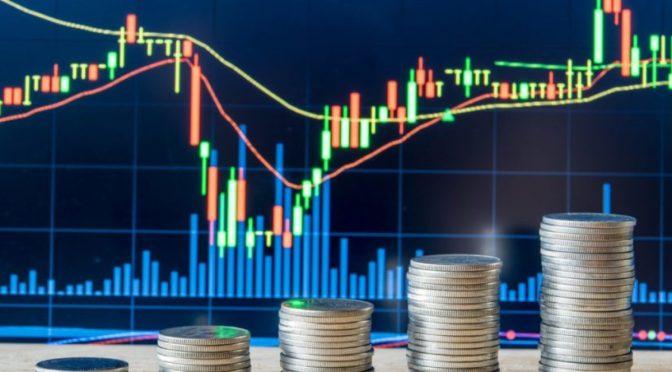Mercados de valores caen un 0.5 % en minutos