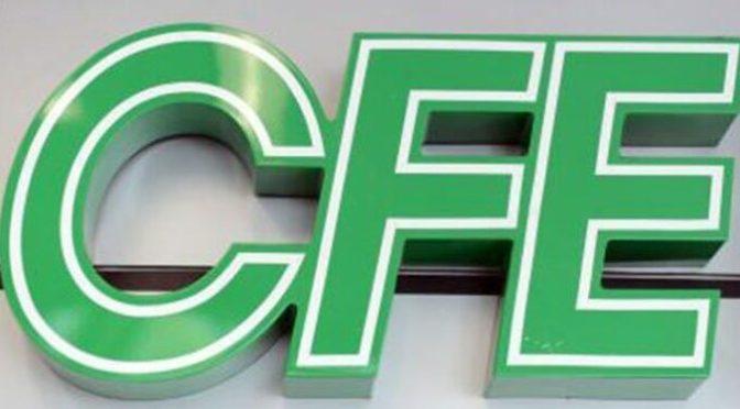 Goldman Sachs pide a CFE saldar deuda de 400 MDD derivada de los apagones del norte del país