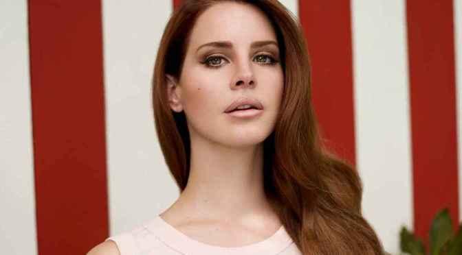 Lana del Rey presenta tres nuevas canciones de su nuevo disco
