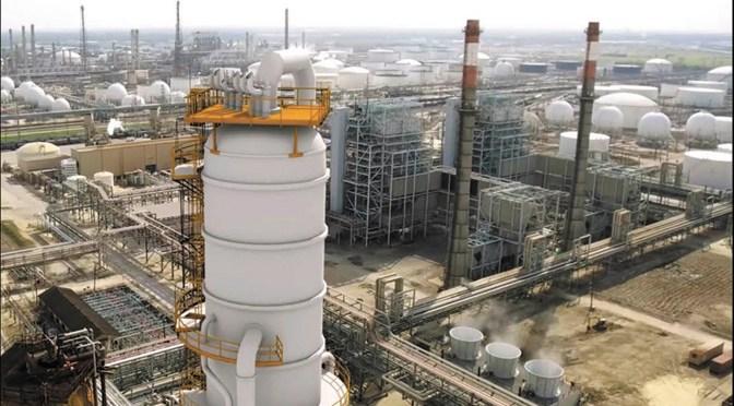 Shell venderá su interés en la refinería de Deer Park a Pemex
