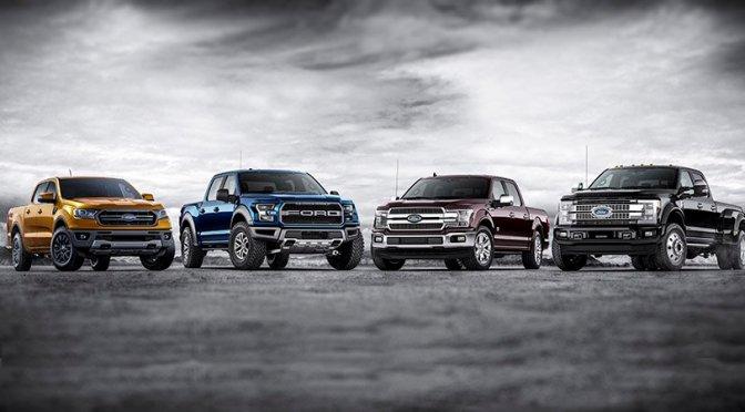 Consumidores estadounidenses piden más prestamos para comprar  camiones y SUV