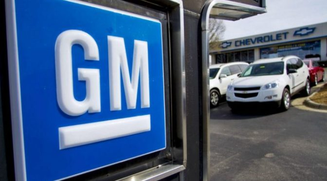 GM mejora la calificación en el estudio anual de relaciones con los proveedores